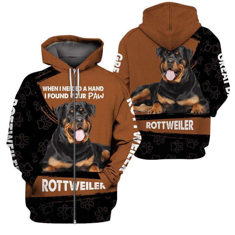 Rottweiler LIMITED EDITION - GnWarriors Clothing