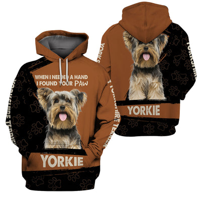 Yorkie LIMITED EDITION - GnWarriors Clothing
