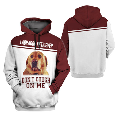 Don't Cough On Me Cane Corso LIMITED EDITION - GnWarriors Clothing