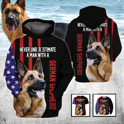 German Shepherd LIMITED EDITION - GnWarriors Clothing