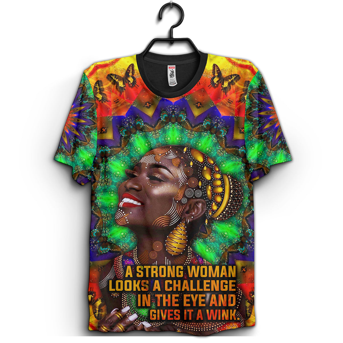 Strong Woman - GnWarriors Clothing