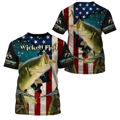 Wicked Fish - GnWarriors Clothing