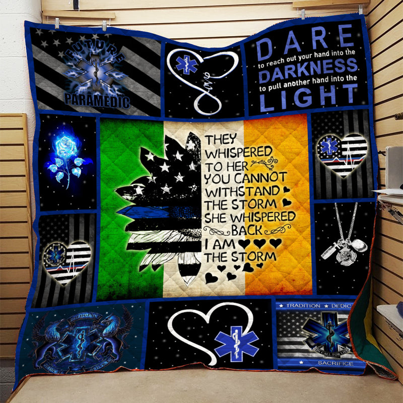 Limited Edition EMS/EMT Quilt - GnWarriors Clothing