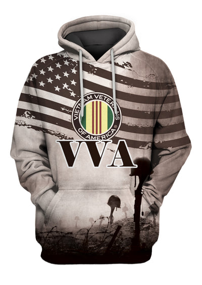 Vietnam Veteran of America - GnWarriors Clothing