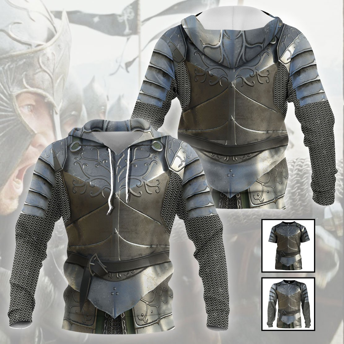 3D Fantasy Costume - The One Ring III