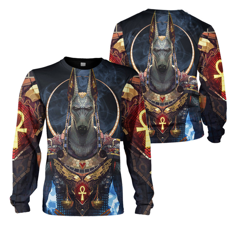 3D Ancient Egypt Apparel - Anubis