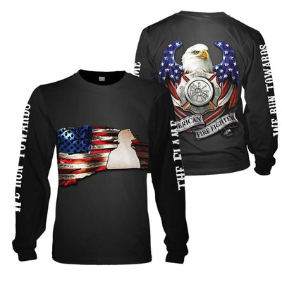 3D Firefighter Apparels - US Iron Firefighter