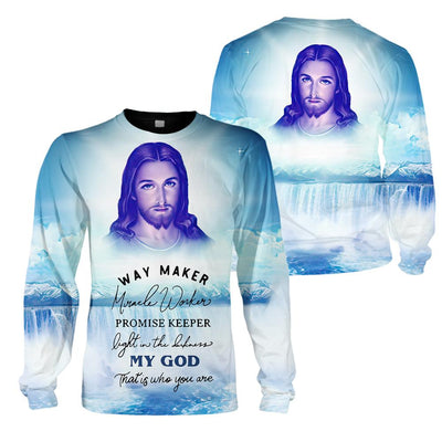 3D Christian - Hoodie, T-Shirt, Long Sleeve - 4zOutfitters Merchandise