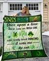 Irish Girl Dancing Quilt - GnWarriors Clothing