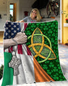 Irish Saint Patrick's Day 2020 Blanket - GnWarriors Clothing