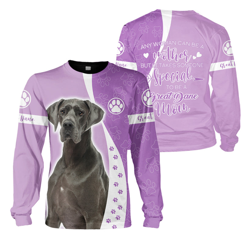 3d Apparel - any woman can be a mother - Great Dane