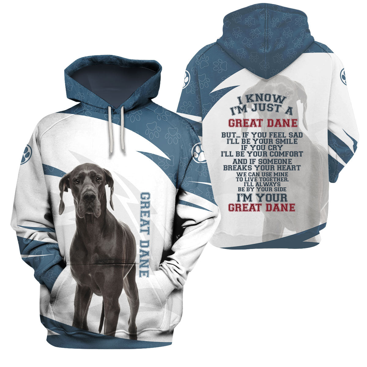 3d Apparel - I'm Your Great Dane