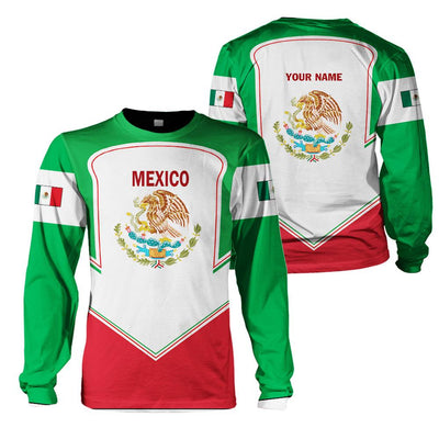 Limited Edition 3d apparel - Mexico