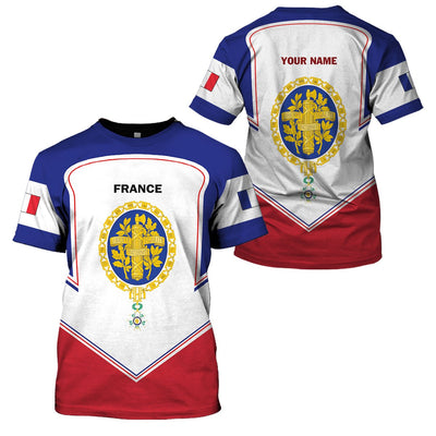 Limited Edition 3d apparel - France