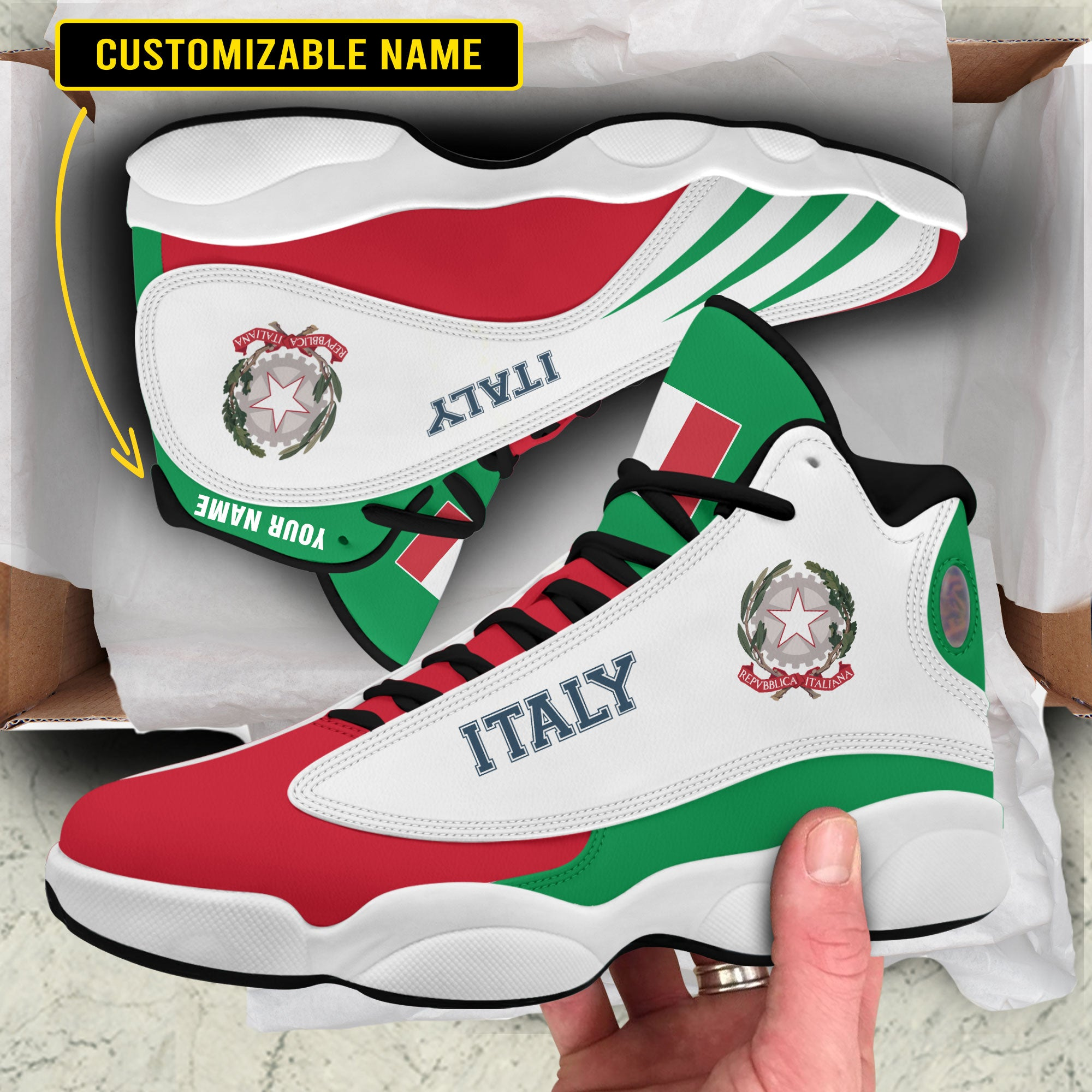 Air JD 13 - Limited edition - Italy