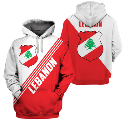 LEBANON LIMITED EDITION 3D FULL PRINTING - GnWarriors Clothing