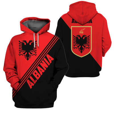 ALBANIA LIMITED EDITION 3D FULL PRINTING - GnWarriors Clothing