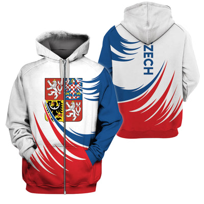 CZECH LIMITED EDITION 3D FULL PRINTING - GnWarriors Clothing