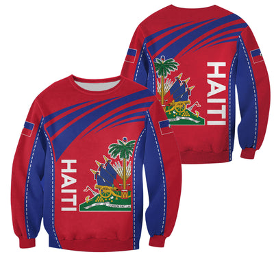 HAITI LIMITED EDITION 3D FULL PRINTING - GnWarriors Clothing