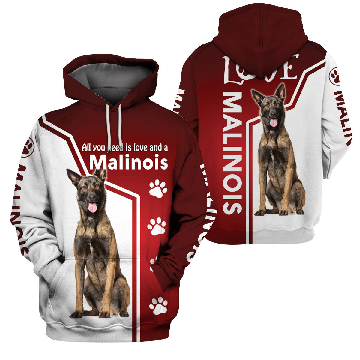 MALINOIS LIMITED EDITION - GnWarriors Clothing