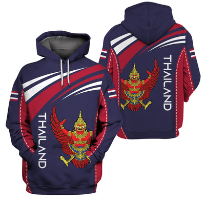 THAILAND LIMITED EDITION 3D FULL PRINTING - GnWarriors Clothing