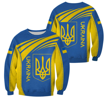 UKRAINA LIMITED EDITION 3D FULL PRINTING - GnWarriors Clothing