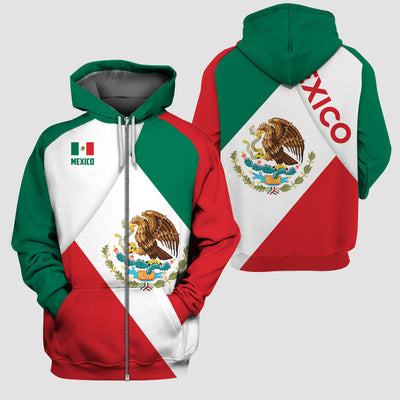 MEXICO LIMITED EDITION 3D NEW DESIGN - GnWarriors Clothing