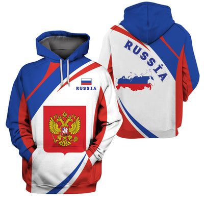 RUSSIA LIMITED EDITION NEW DESIGN - GnWarriors Clothing