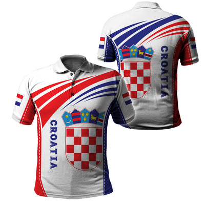 CROATIA LIMITED EDITION NEW DESIGN - GnWarriors Clothing