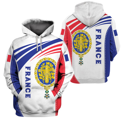 FRANCE LIMITED EDITION NEW DESIGN - GnWarriors Clothing