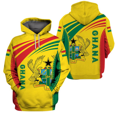 Limited Edition 3d apparel - Ghana