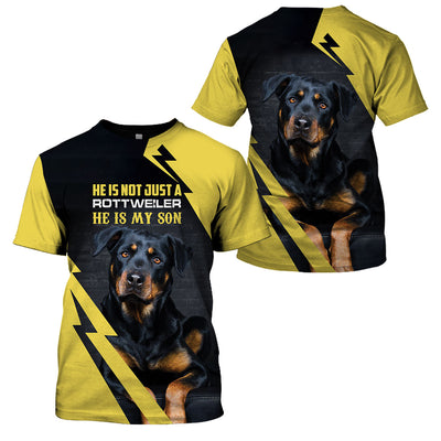 ROTTWEILER LIMITED EDITION NEW DESIGN - GnWarriors Clothing