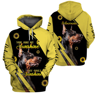 DOBERMAN LIMITED EDITION NEW DESIGN - GnWarriors Clothing