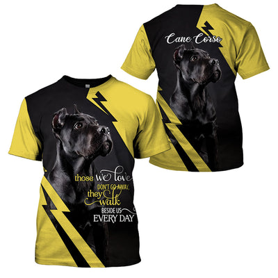CANE CORSO LIMITED EDITION NEW DESIGN - GnWarriors Clothing