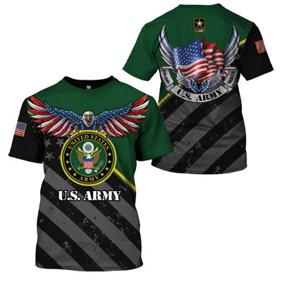 U.S Army  Apparel - All Over 3D Printed Clothing (Copy) - GnWarriors Clothing