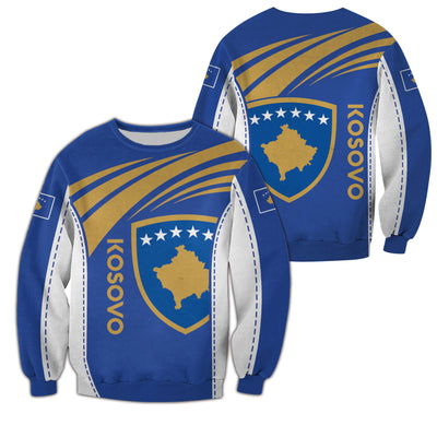 KOSOVO LIMITED EDITION 3D FULL PRINTING - GnWarriors Clothing