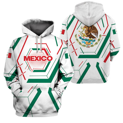 3D Print Full Printed Clothing - Mexico