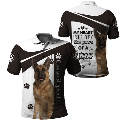 3D Print Full Printed Clothing - German Shepherd