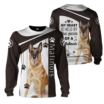 3D Print Full Printed Clothing - Malinois