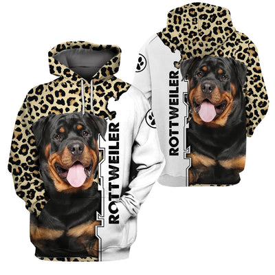 3D Print Full Printed Clothing - Rottweiler