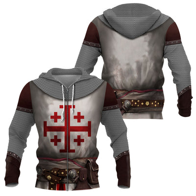 Best selling 3d apparel - Knight of Jerusalem