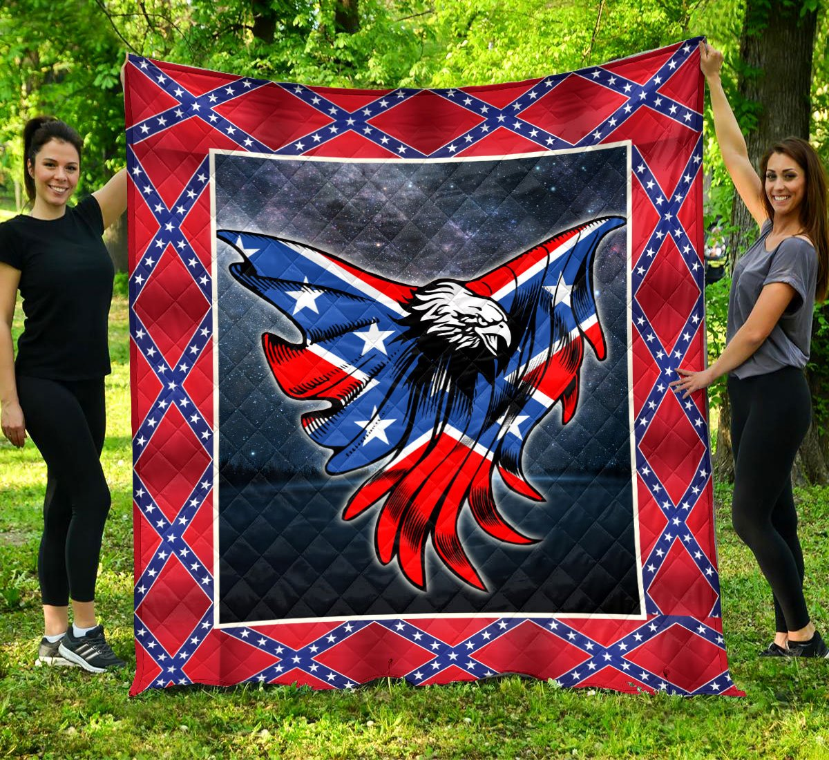Limited Edition Southern Pride 3D Blanket  - QL-HG603