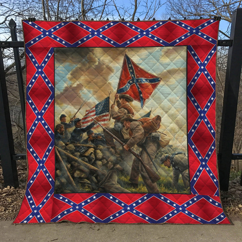 Limited Edition Southern Pride 3D Blanket  - QL-HG607