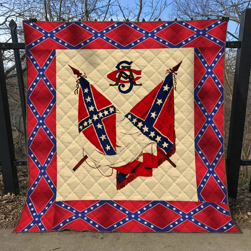 Limited Edition Southern Pride 3D Blanket  - QL-HG612