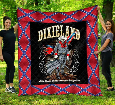 Limited Edition Southern Pride 3D Blanket  - QL-HG614