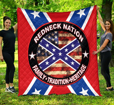 Limited Edition Southern Pride 3D Blanket  - QL-HG619