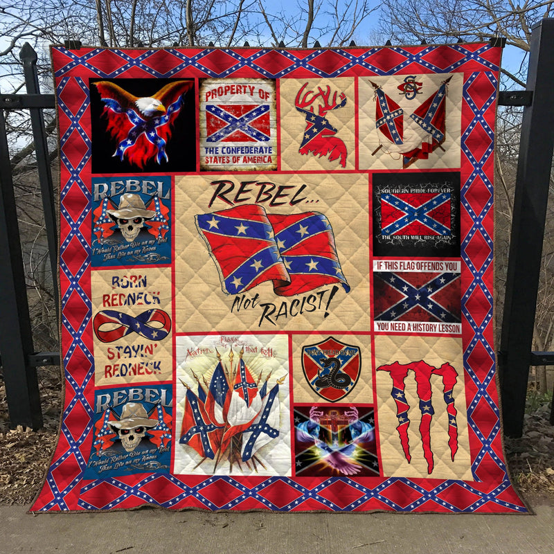 Limited Edition Southern Pride 3D Blanket  - QL-HG621