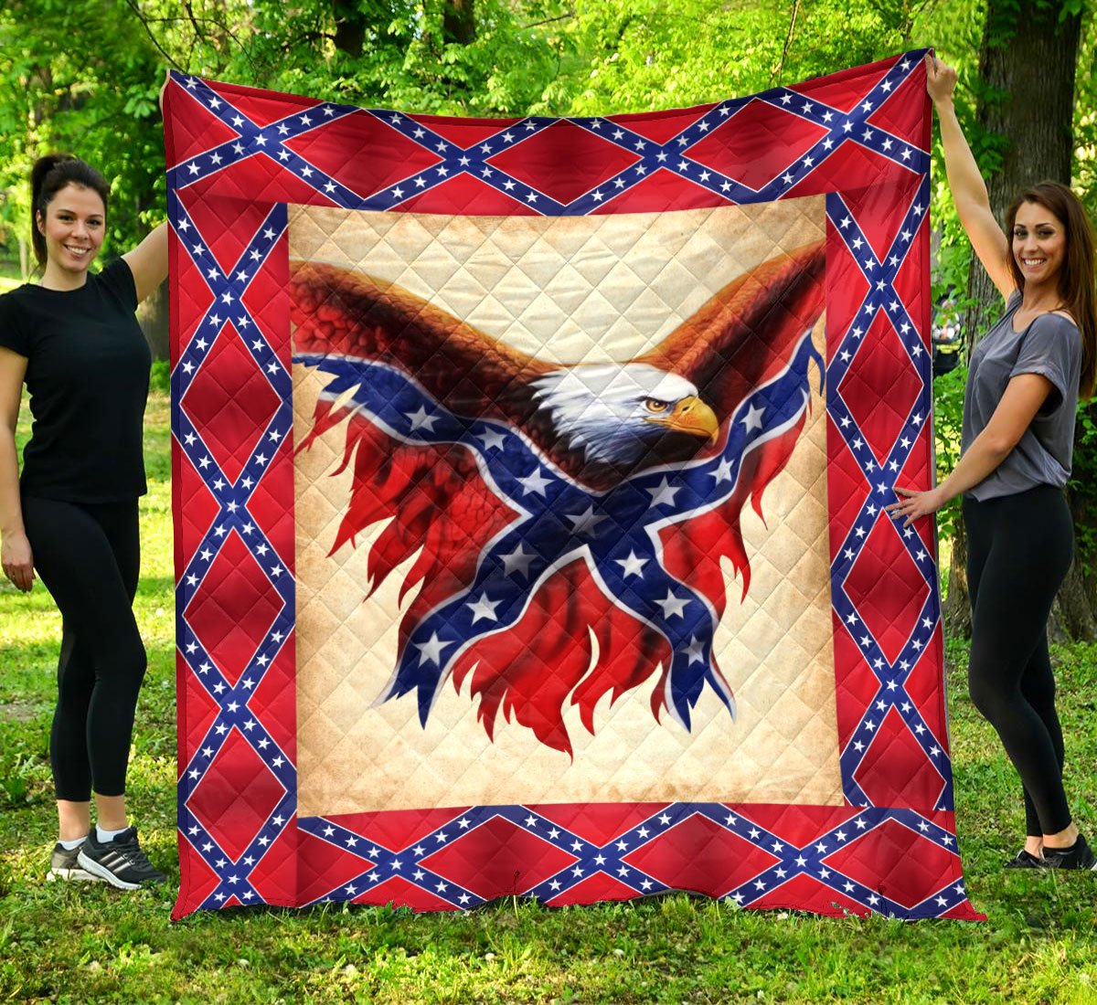 Limited Edition Southern Pride 3D Blanket  - QL-HG622