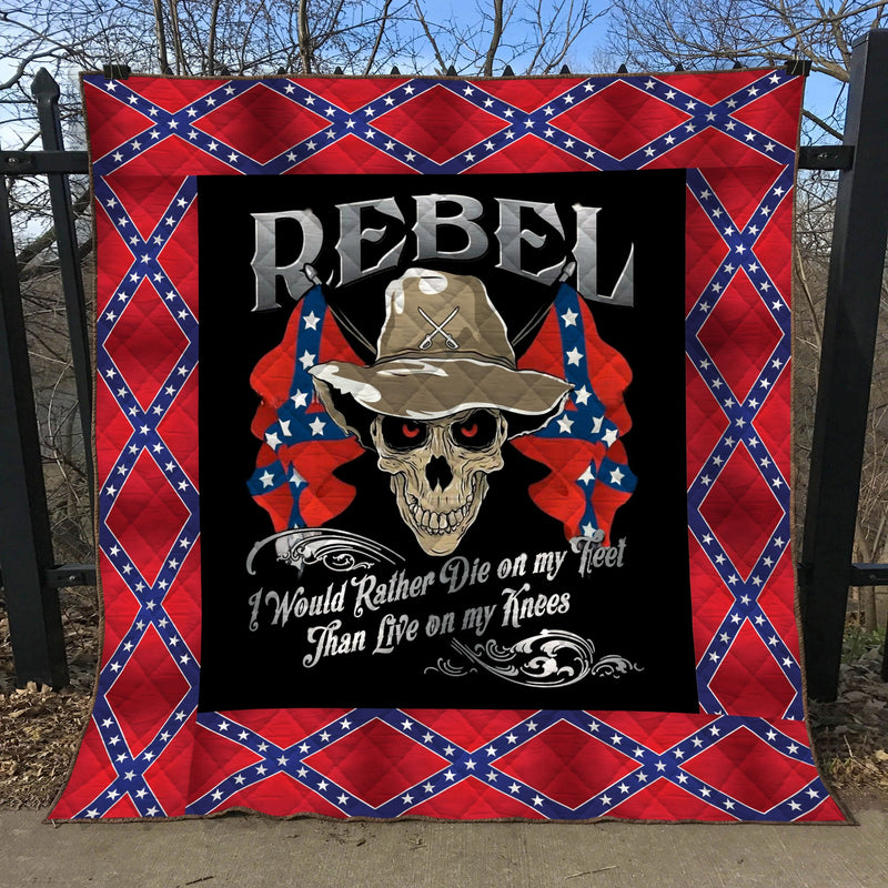 Limited Edition Southern Pride 3D Blanket  - QL-HG625