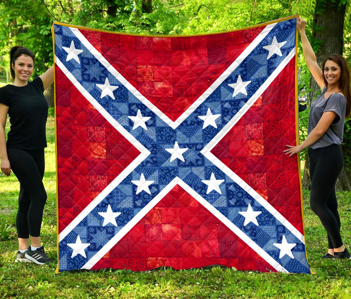 Limited Edition Southern Pride 3D Blanket  - QL-HG626